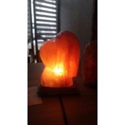 Himalaya Tuz Lambası - Kalp