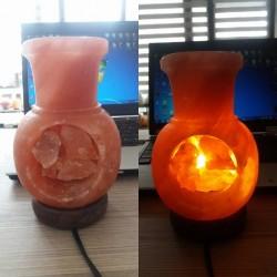 Himalaya Tuz Lambası - Vazo